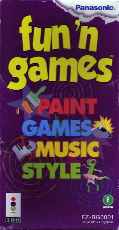 Fun 'N Games Box