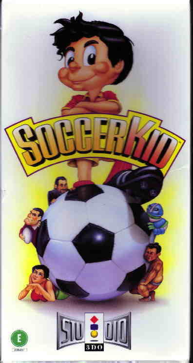 Soccer Kid Box