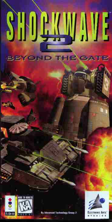 Shockwave 2 Beyond The Gate Box